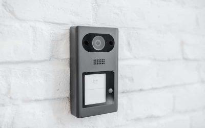 Een video deurbel beschermt je pakketten